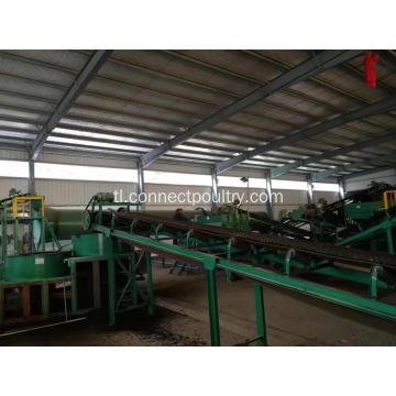 manure rotary drying machine
